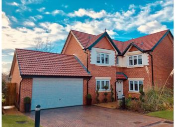 Thumbnail 4 bed detached house to rent in Curtis Close, Tytherington