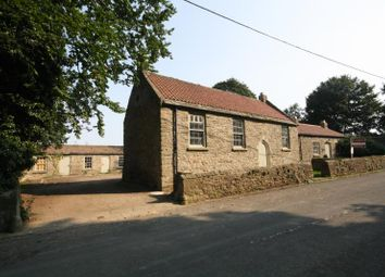 Thumbnail 3 bed detached house for sale in East Layton, Richmond, North Yorkshire