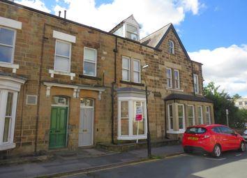 Thumbnail 1 bed flat to rent in Robert Street, Harrogate