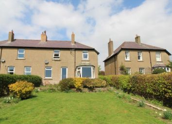 Thumbnail 3 bed semi-detached house for sale in Redburn, Hexham