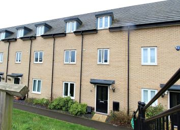 Thumbnail 4 bed town house for sale in Station Road, Sandy