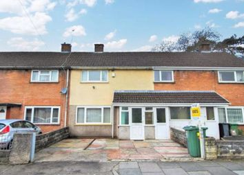 Thumbnail 2 bed terraced house for sale in Ball Road, Llanrumney, Cardiff