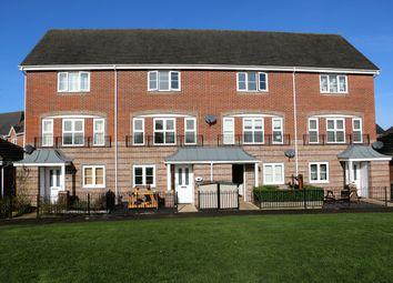 Thumbnail 4 bedroom town house for sale in Burghfield Walk, Highfields, Basingstoke