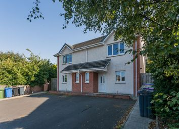 Thumbnail 2 bed semi-detached house for sale in 46 Backhawkhill Avenue, Ayr