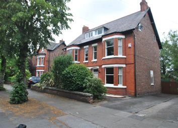 Thumbnail 5 bed semi-detached house for sale in Grappenhall Road, Stockton Heath, Warrington