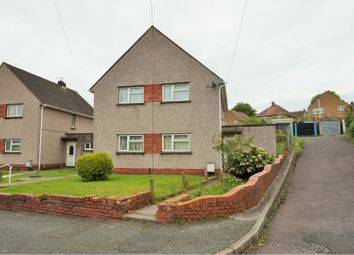 Thumbnail 2 bed flat for sale in Tregelles Road, Longford, Neath