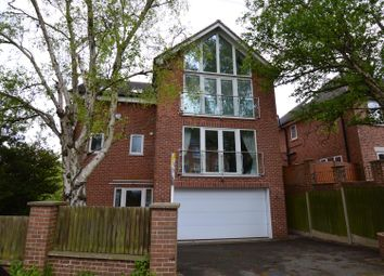 Thumbnail 4 bed detached house to rent in Devonshire Avenue, Allestree, Derby