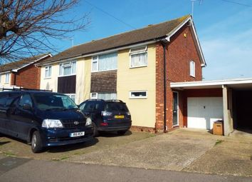 Thumbnail 3 bed semi-detached house for sale in Dedham Avenue, Clacton-On-Sea