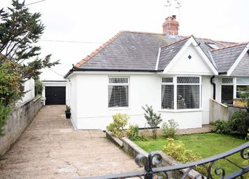 Thumbnail 3 bed detached bungalow for sale in Pyle Road, Bishopston, Swansea