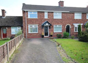 Thumbnail 3 bed terraced house for sale in Wood Lane, Northwich