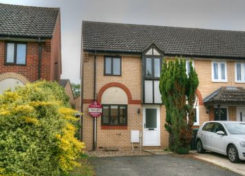 Thumbnail 2 bed end terrace house to rent in Campion Close, Soham, Ely