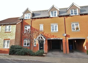 Thumbnail 3 bedroom town house for sale in Damselfly Road, Ipswich