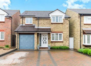 Thumbnail 4 bedroom detached house for sale in Milestone Close, Stevenage