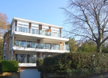 Thumbnail 2 bed flat to rent in Windsor Road, Parkstone, Poole