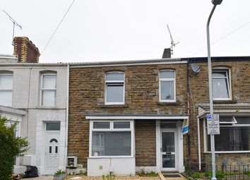 Thumbnail 5 bed terraced house for sale in Rhondda Street, Swansea