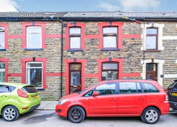 4 bed terraced house for sale in Pretoria Road, Tonyrefail, Porth CF39