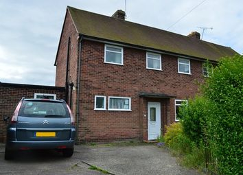 Thumbnail 3 bed semi-detached house for sale in Clifford Road, Market Drayton