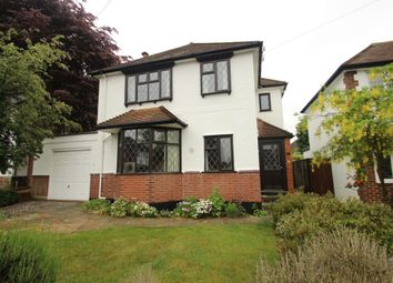 Thumbnail 3 bed detached house to rent in St. John's Road, Petts Wood