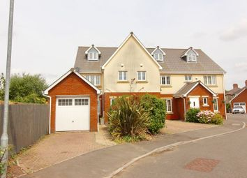 Thumbnail 4 bed town house for sale in Sentinel Court, Llandaff, Cardiff