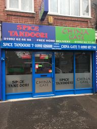 Thumbnail Restaurant/cafe to let in Clarendon Parade, Cheshunt
