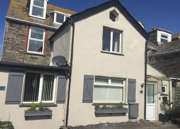 Thumbnail 1 bed end terrace house for sale in Atlantic Road, Tintagel, Cornwall