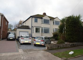 Thumbnail 3 bedroom semi-detached house to rent in Frobisher Green, Torquay