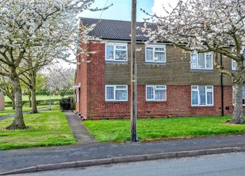 Thumbnail 2 bed flat for sale in Hannaford Way, Cannock