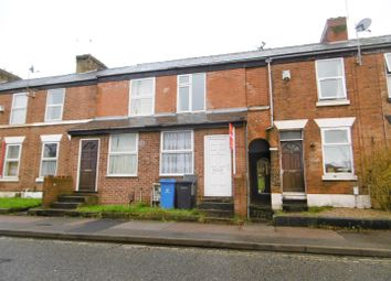 Thumbnail 2 bed terraced house for sale in Abbey Street, Derby