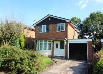 Thumbnail 3 bedroom detached house for sale in Beechwood Close, Blythe Bridge, Stoke-On-Trent