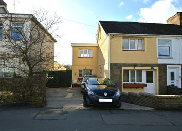 Thumbnail 3 bed end terrace house for sale in Heol Y Pentre, Ponthenry, Llanelli