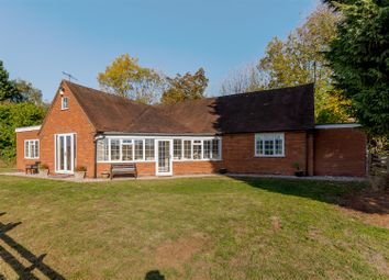 Thumbnail 3 bed detached bungalow for sale in Hanbury Road, Hanbury Wharf, Droitwich Spa, Worcestershire