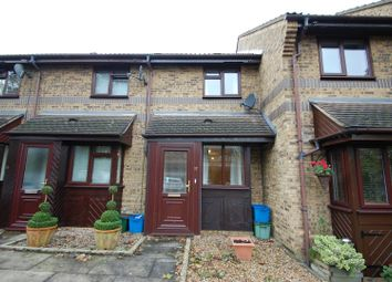 Thumbnail 2 bed terraced house to rent in Holden Close, Hertford