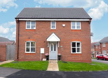 Thumbnail 3 bed semi-detached house for sale in Lamphouse Way, Wolstanton, Newcastle-Under-Lyme