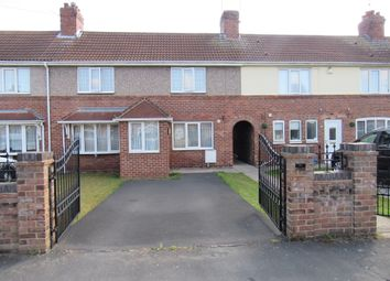Thumbnail 3 bed terraced house for sale in Grantham Street, Rossington