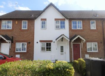 Thumbnail 2 bed terraced house for sale in May Close, Swindon