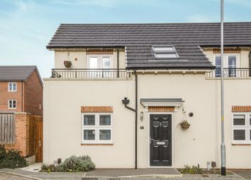 Thumbnail 2 bed semi-detached house for sale in Aston Close, Castleford