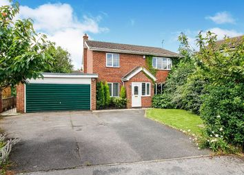 Thumbnail 4 bed detached house for sale in Park Close, Airmyn, Goole