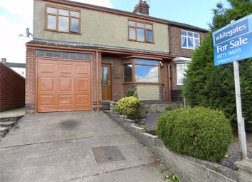 Thumbnail 4 bed semi-detached house for sale in Ashforth Avenue, Heanor, Derbyshire