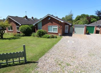 Thumbnail 3 bed detached bungalow for sale in Thrigby Road, Filby, Great Yarmouth