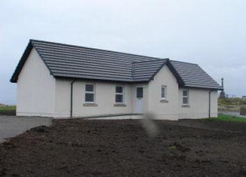 Thumbnail 3 bed bungalow for sale in 20 Pier View, Scarinish, Argyll
