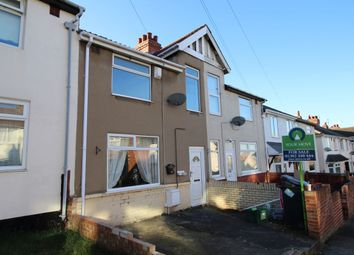 Thumbnail 3 bed property for sale in St. Johns Road, Edlington, Doncaster