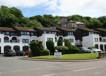 Thumbnail 2 bed flat for sale in Springfield Gardens, Largs