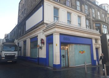 Thumbnail Retail premises to let in Castle Street, Edinburgh