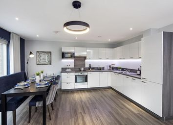 "Thumbnail 3 bedroom flat for sale in ""Dixie Court"" at Adenmore Road, London"