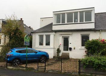 Thumbnail 4 bed semi-detached house for sale in Craiglockhart Crescent, Edinburgh