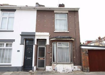 Thumbnail 2 bedroom end terrace house for sale in Guildford Road, Fratton, Portsmouth