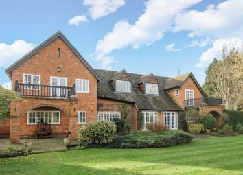 Thumbnail 7 bed detached house for sale in Warren Lane, Pyrford, Woking