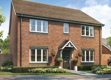 Thumbnail 5 bedroom detached house for sale in Shawbury, Shrewsbury, Shropshire