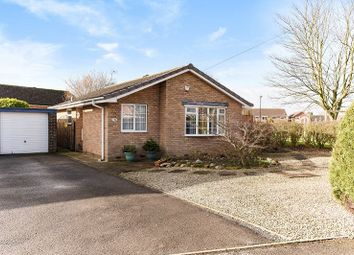 Thumbnail 2 bed detached bungalow for sale in Pasture Close, Strensall, York