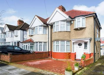 Thumbnail 3 bed semi-detached house for sale in Hillfield Avenue, Kingsbury, London, Uk